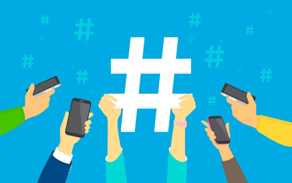 Twitter Hashtags มีประโยชน์อย่างไร