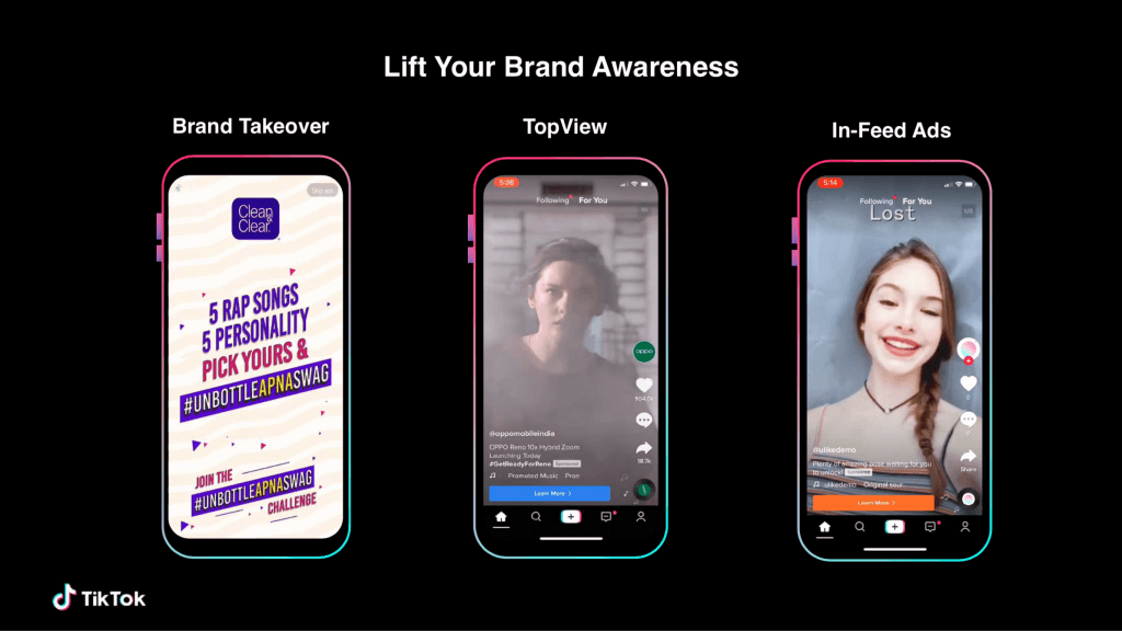 วิธีสร้างโฆษณาบน TikTok