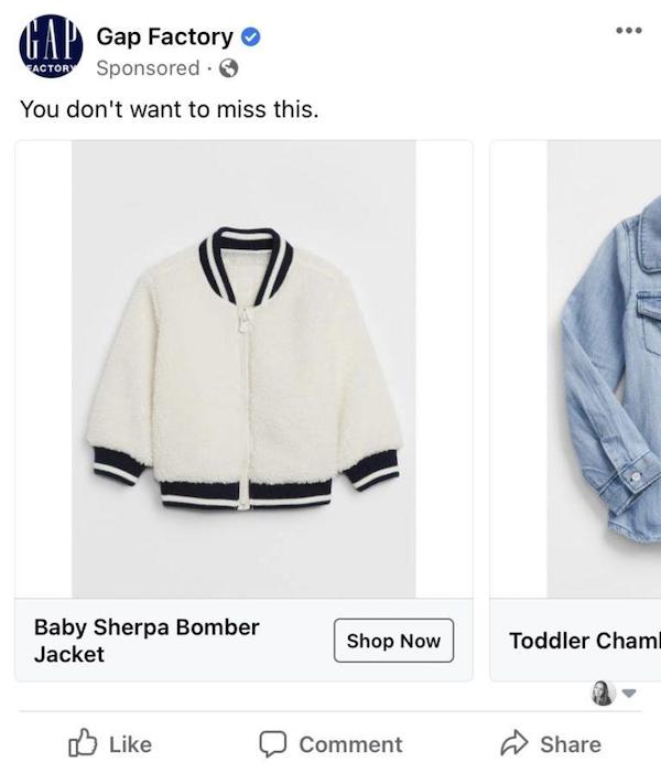 โฆษณาไดนามิก Facebook คืออะไร